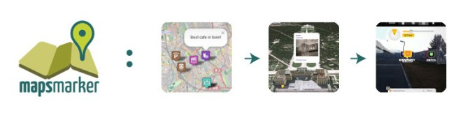 Meilleurs plugins de cartographie: MapsMarker Leaflet Free