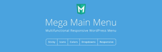 Plugin Mega Main Menu