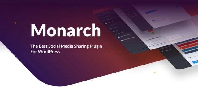 Monarch Social Plugin - Elegant Themes