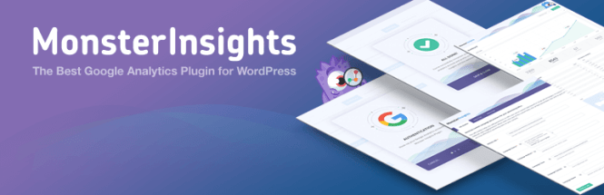 MonsterInsights Analytics pour WordPress