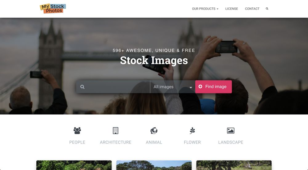 mystockphotos free high-resolution stock photos wpexplorer