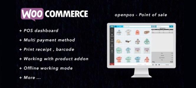 OpenPOS - Point de vente WooCommerce (POS)