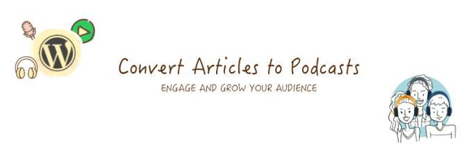 Plugin WordPress PlayHT Text to Speech