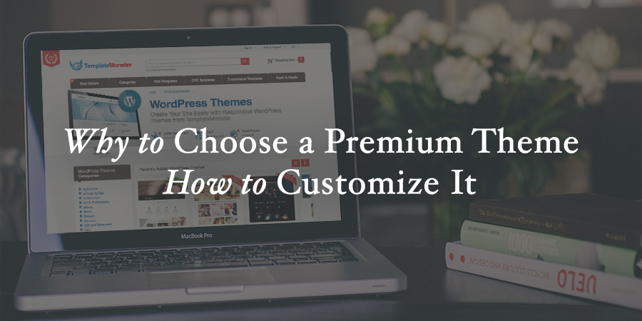 Why To Choose A Premium WordPress Theme & How To Customize It