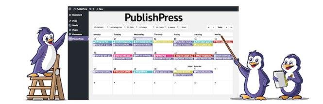 PublierPresse : Calendrier éditorial