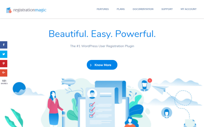 inscription magic wordpress plugin