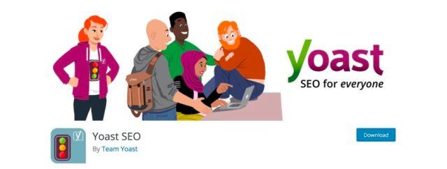 The Yoast SEO plugin for WordPress.