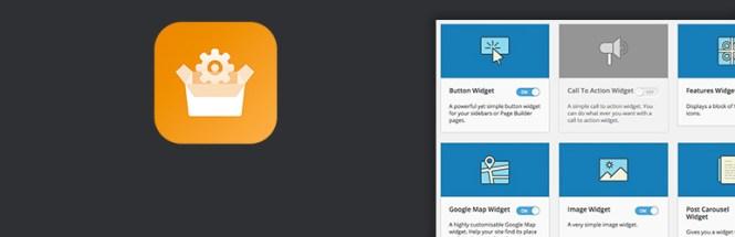 Pack de widgets SiteOrigin