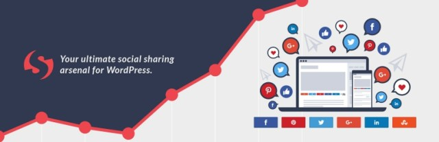 Social Warfare Free Social Sharing Plugin