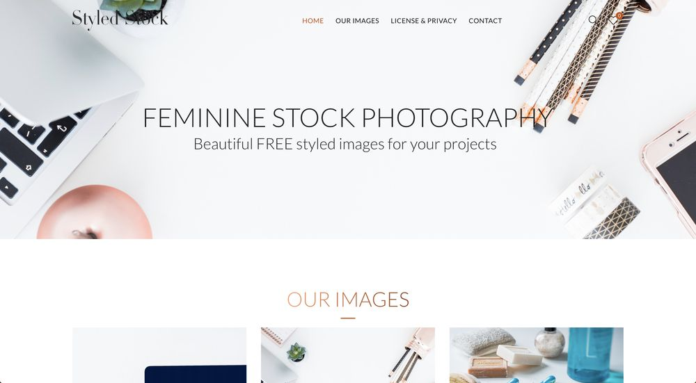 styledstock free high-resolution stock photos wpexplorer