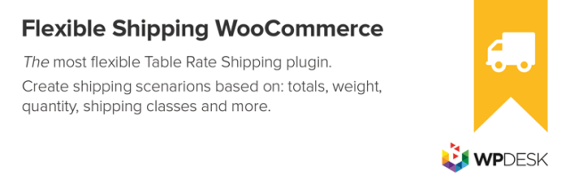 Table Rate For WooCommerce