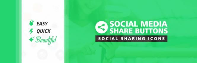 Boutons de partage des réseaux sociaux
