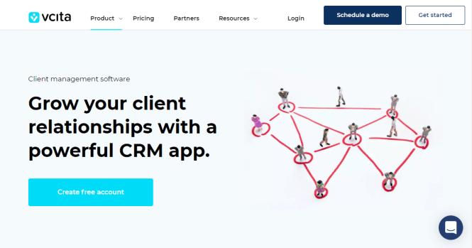 logiciel de gestion des clients vcita pour les petites entreprises