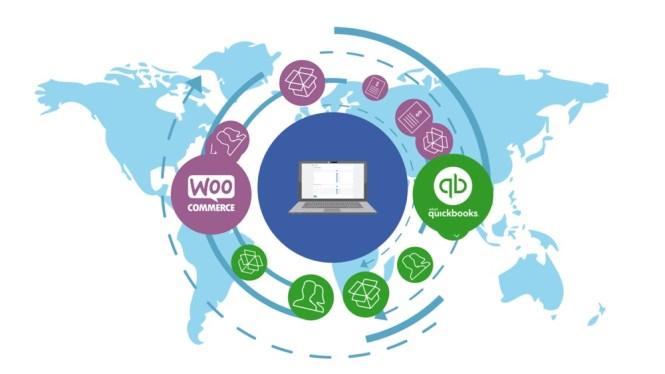 QuickBooks Sync pour WooCommerce par MyWorks