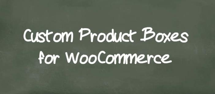Paquetes surtidos (cajas de productos personalizados) para WooCommerce