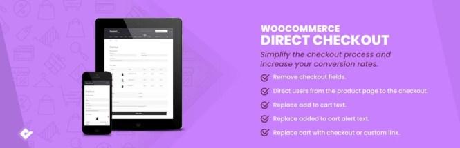 Paiement direct WooCommerce
