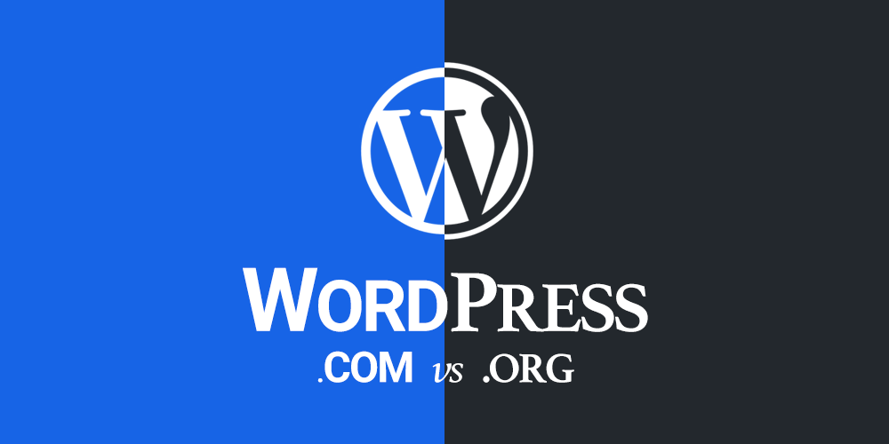 الاختلافات بين WordPress.com و WordPress.org ، إيجابيات وسلبيات