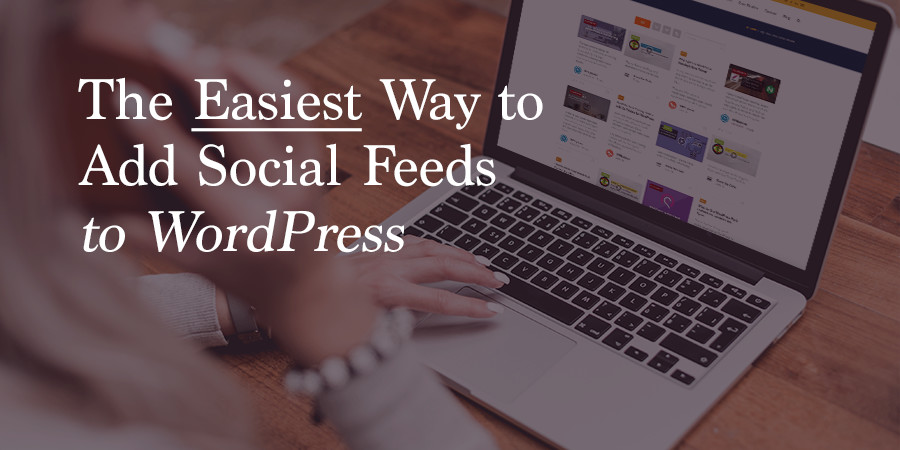 How to Add Social Feeds to WordPress with Flow Flow