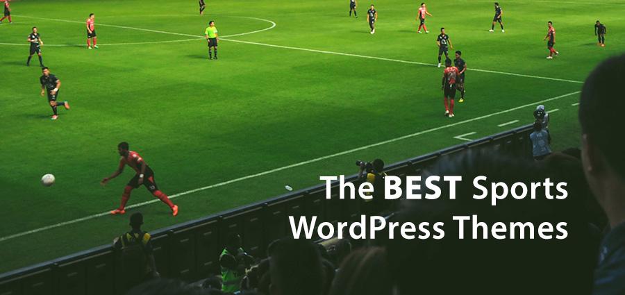 The Best WordPress Sports Themes