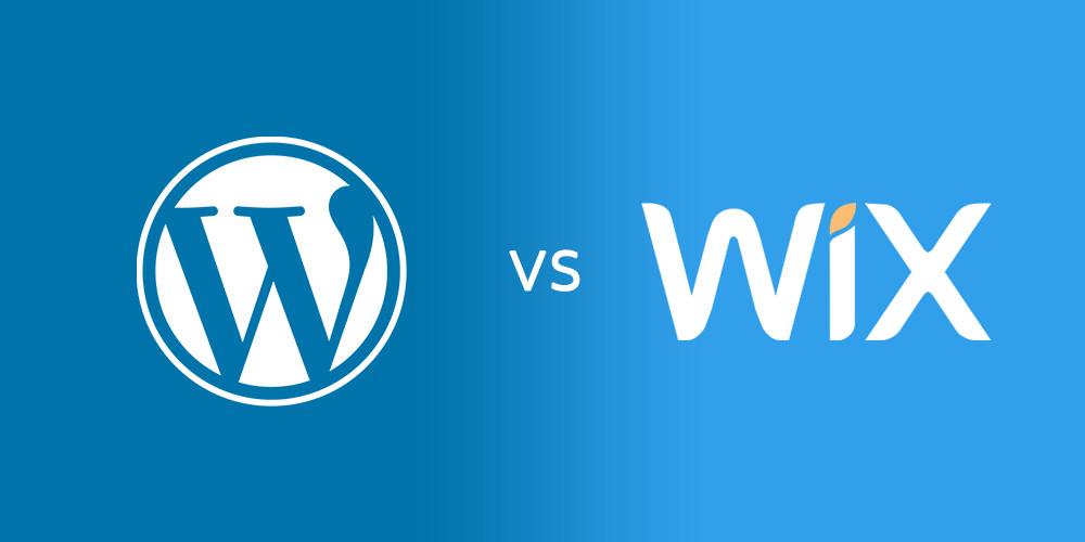 WordPress vs Wix - Which is Best