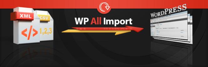 Importer n'importe quel fichier XML ou CSV dans un plugin WordPress