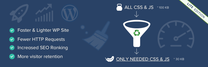 Plugin WordPress WP Asset CleanUp