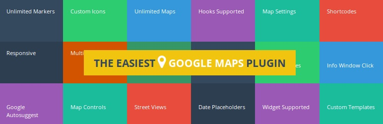 Best Mapping Plugins: WP Google Maps (Lite)