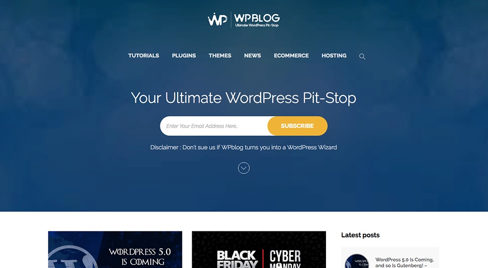 WordPress Blogs You Should Follow - WPBlog