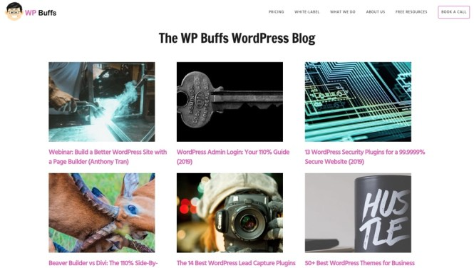 Blogs WordPress à suivre - WPBuffs