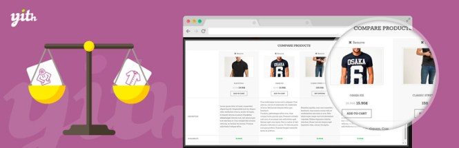 YITH WooCommerce Comparez WordPress Plugin gratuit