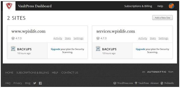 , VaultPress Backup Plugin Review