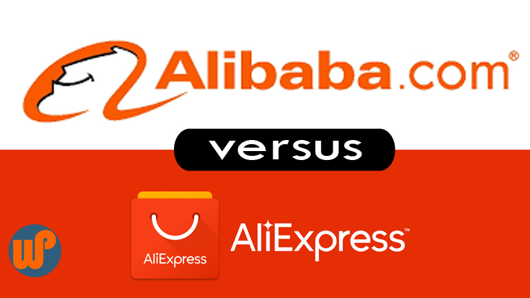 alibaba vs aliexpress