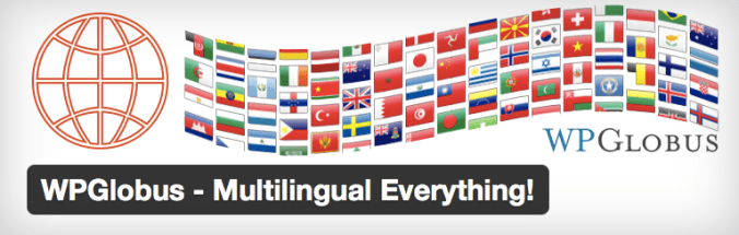 wpglobus How to Build a Multilingual Site in WordPress