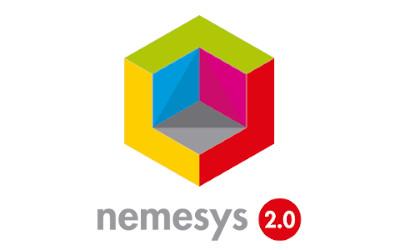 El logo de NemeSys