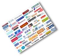 Molti social sites ora sono anche italiani, e wordpress li supporta