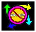 Il logo della campagna No no-follow