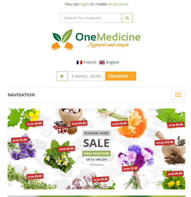 123 Medicine - WordPress Doctor Themes