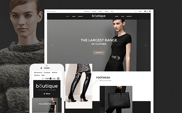 Fashion WooCommerce Theme