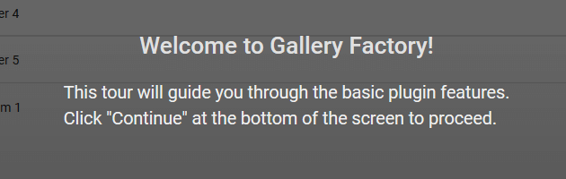Gallery Factory - Guided Tour