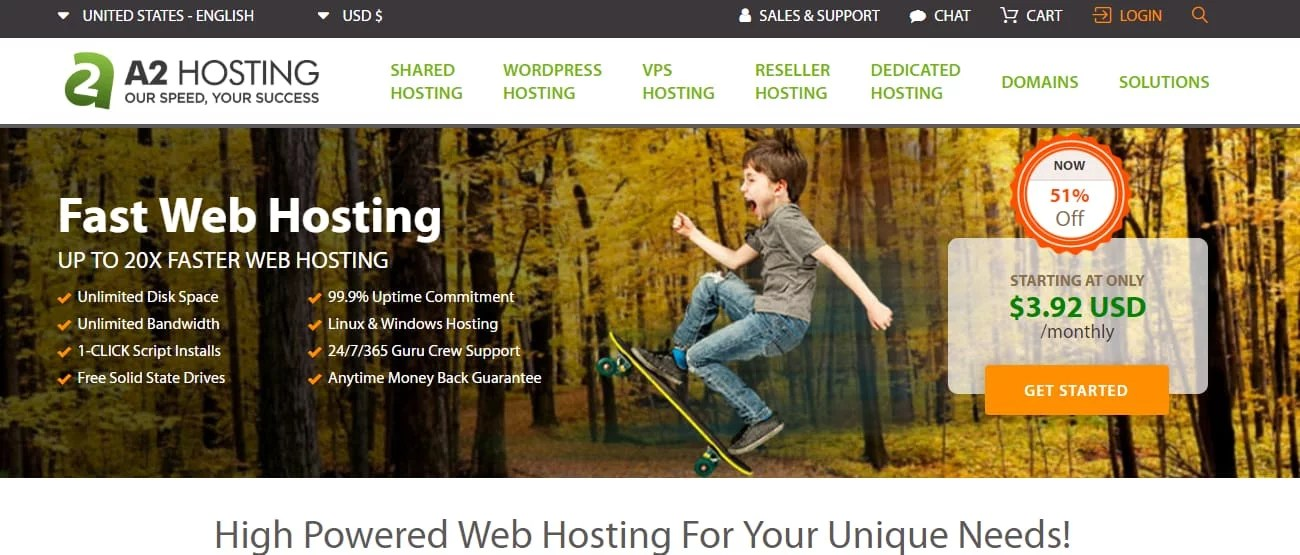 A2 hosting The Best Cheap Web Hosting