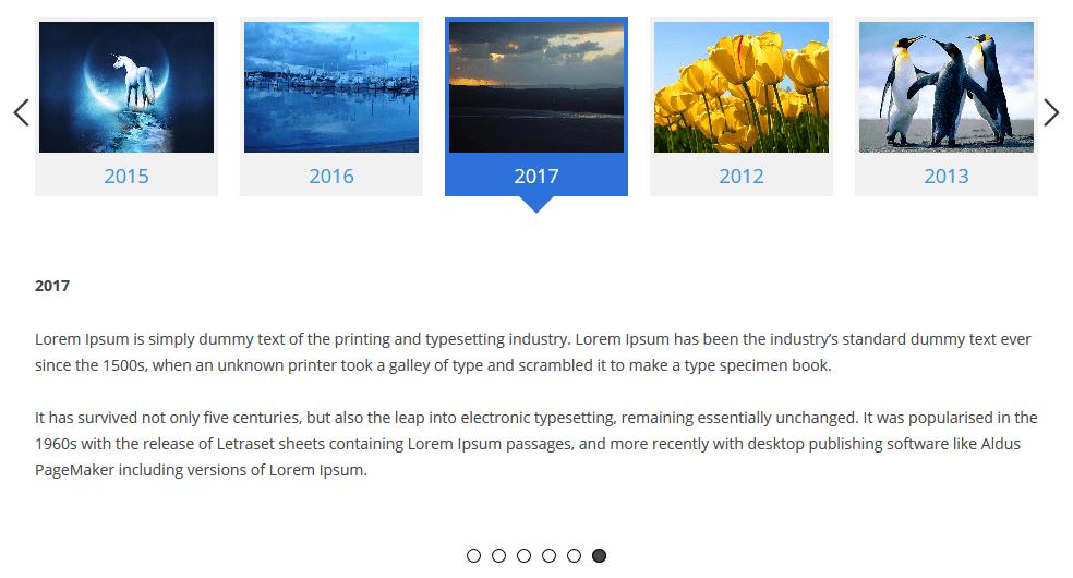timeline-and-history-slider