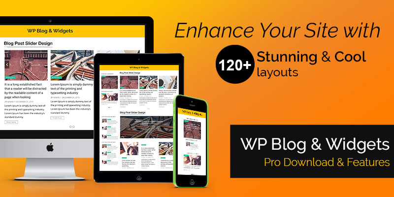 Create Your WordPress Blog Page – Easy to Use, Professional Look‎!!!