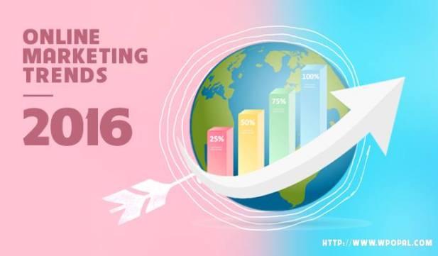 online marketing trend in 2016