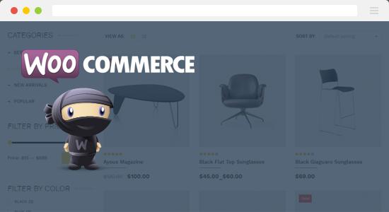 Woocommerce wordpress theme for furniture