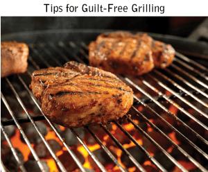 Guilt Free Grilling