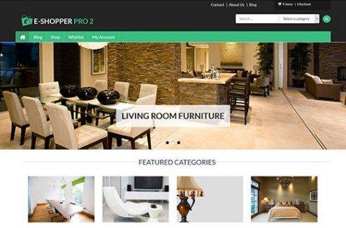 CyberChimps e-Shopper Pro2 WordPress Theme