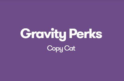 Gravity Perks Copy Cat