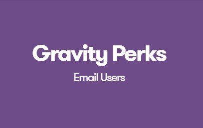 Gravity Perks Email Users