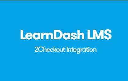 LearnDash LMS 2Checkout Integration Addon