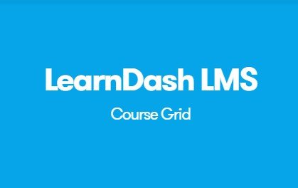 LearnDash LMS Course Grid Addon